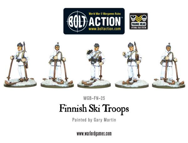 Finnish Ski Troops | Mythicos