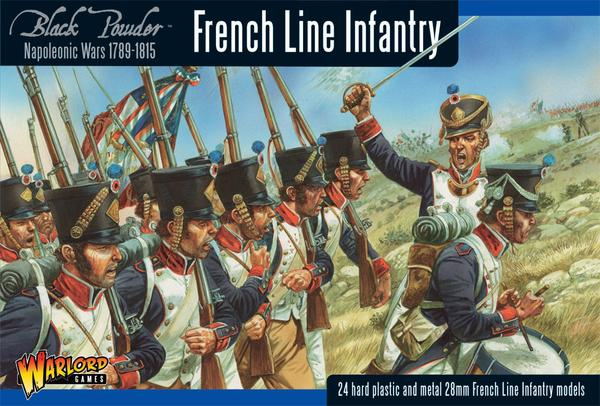 Napoleonic French Line Infantry | Mythicos