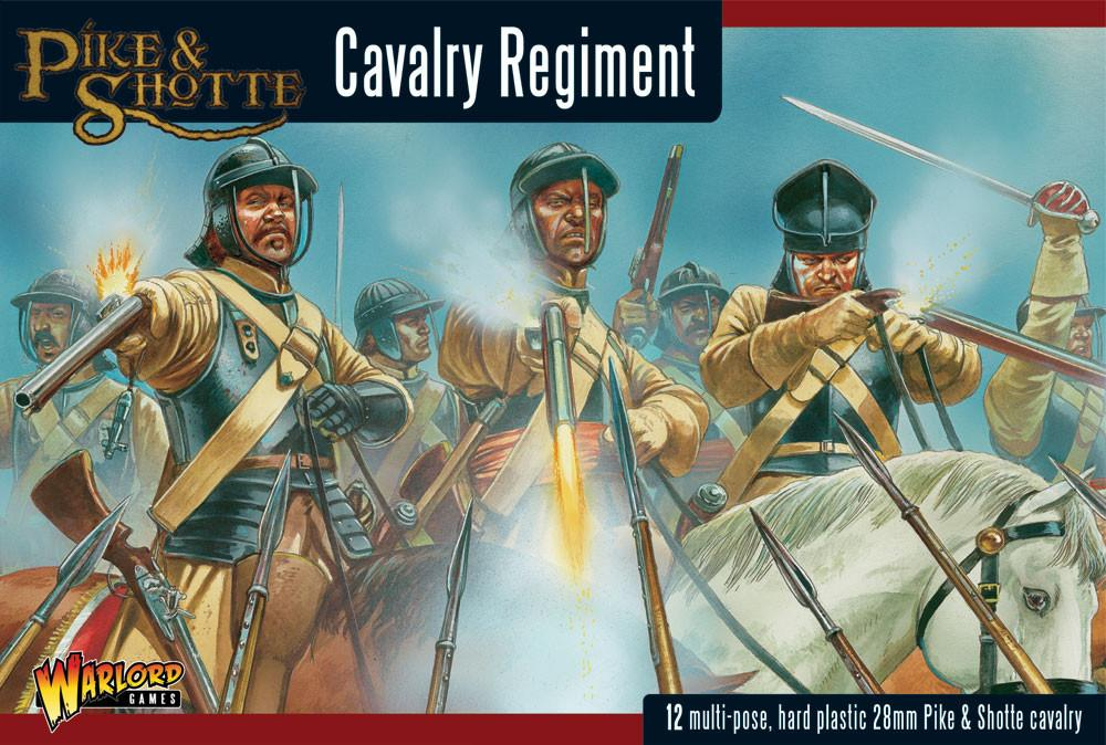 Cavalry Regiment | Mythicos