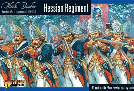 Hessian Regiment | Mythicos