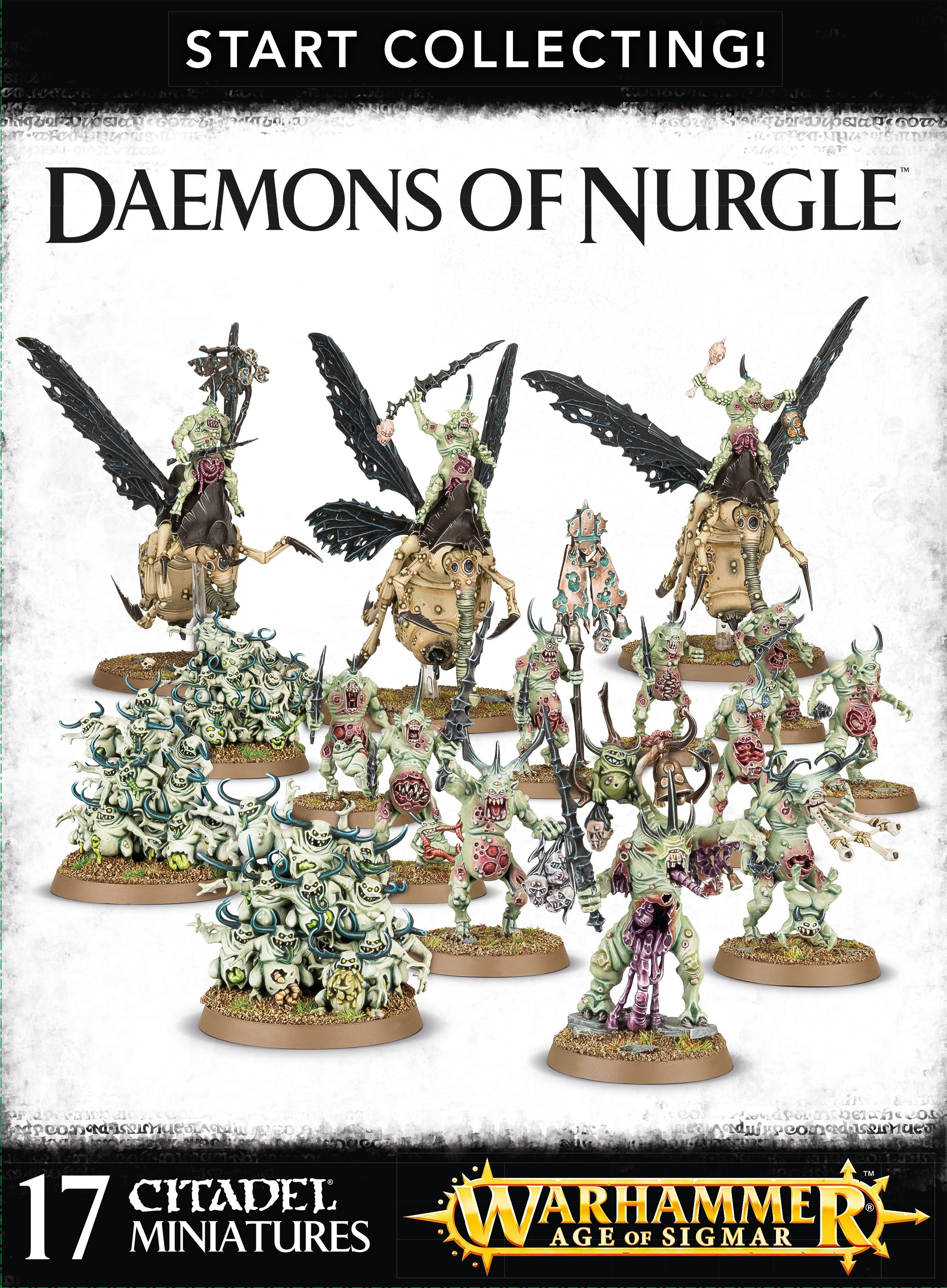 Start Collecting! Daemons of Nurgle | Mythicos