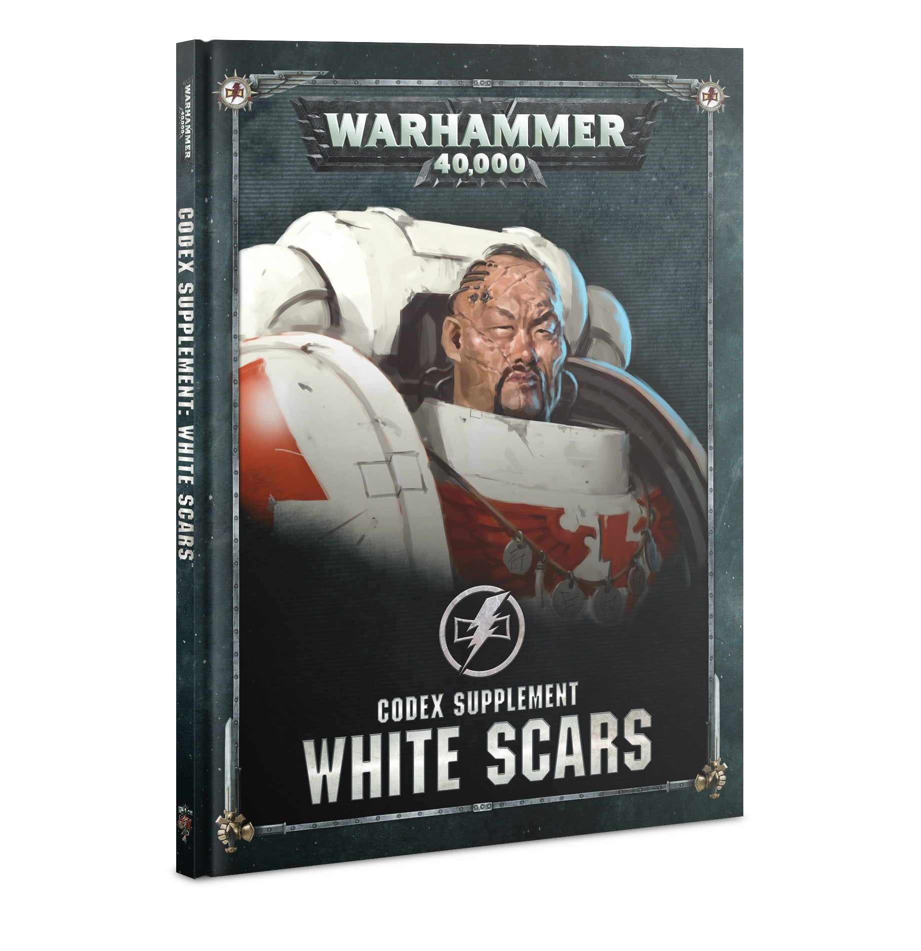 Codex Supplement: White Scars | Mythicos