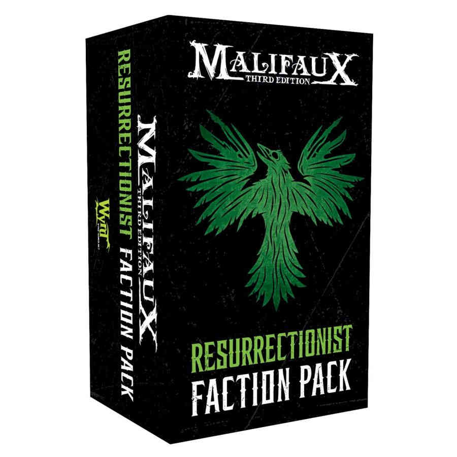 MalifauX 3rd Edtion - Resurrectionist Faction Pack | Mythicos