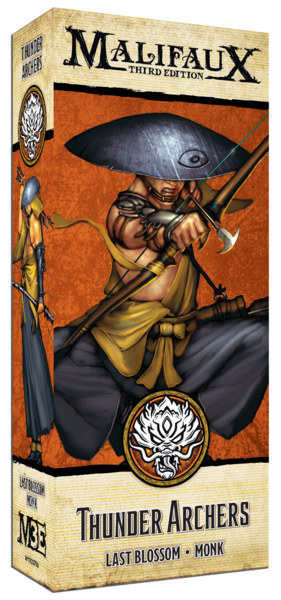 MalifauX 3rd Edition: Ten Thunders - Thunder Archers | Mythicos