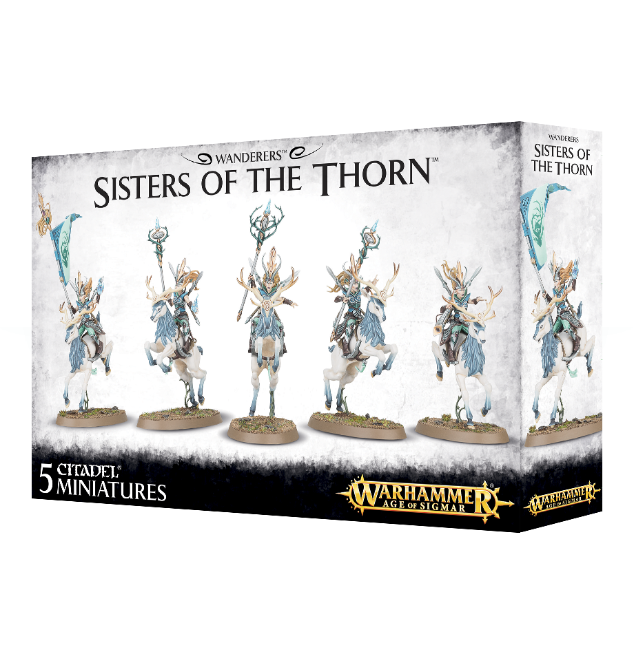 Sisters of The Thorn / Wild Riders (Wanderers) | Mythicos