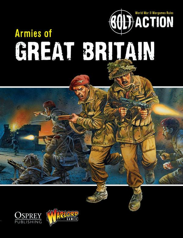 Armies of Great Britain | Mythicos