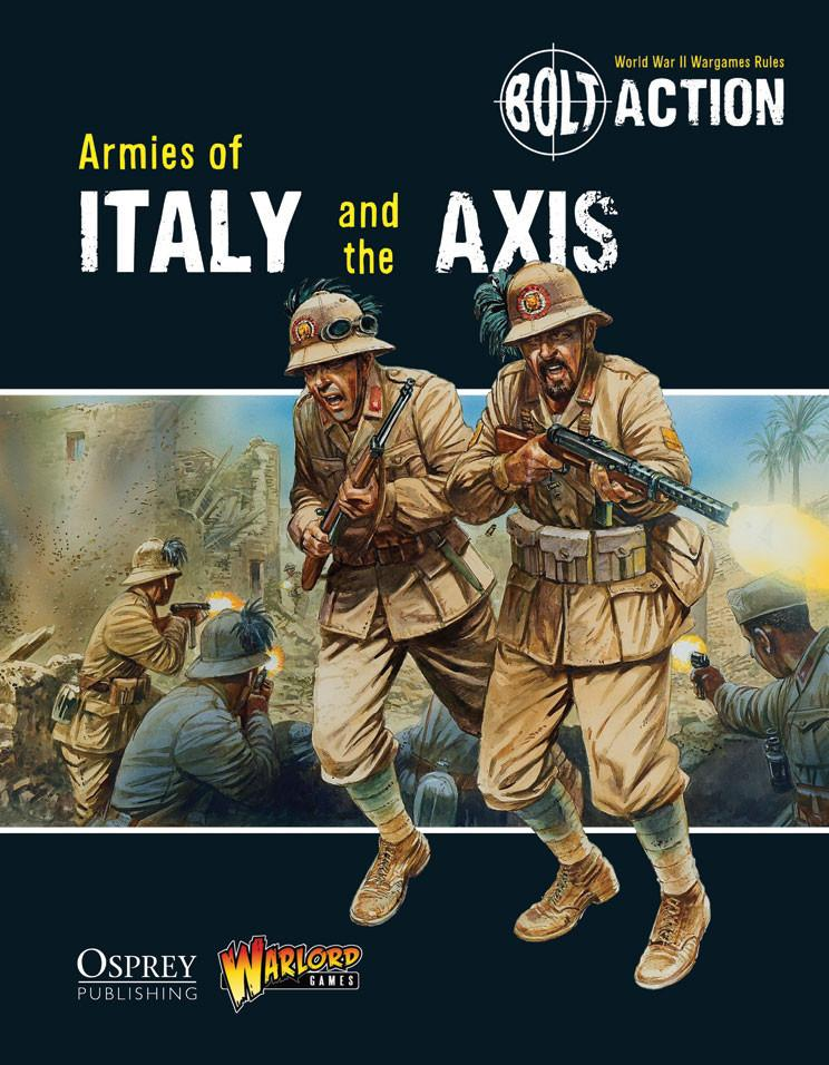 Armies of Italy and the Axis | Mythicos