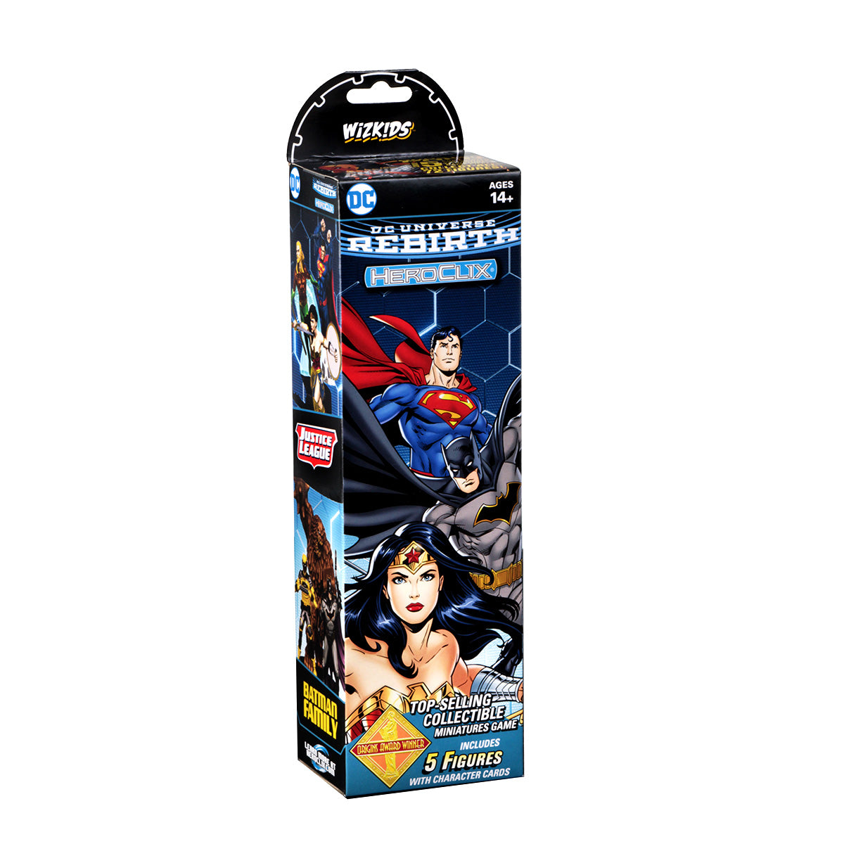 DC Rebirth HeroClix Booster Pack | Mythicos