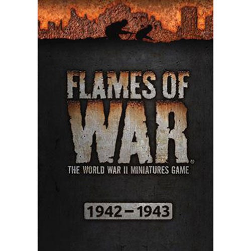 Flames of War (1942 - 1943) 4th Edtion Rulebook | Mythicos