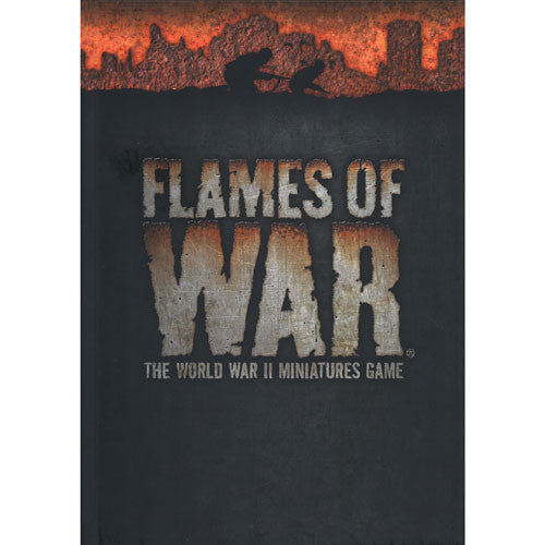 Flames of War Rulebook - Late War | Mythicos
