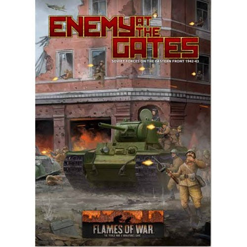 Flames of War: Enemy at the Gates | Mythicos