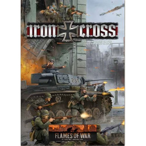Flames of War: Iron Cross | Mythicos