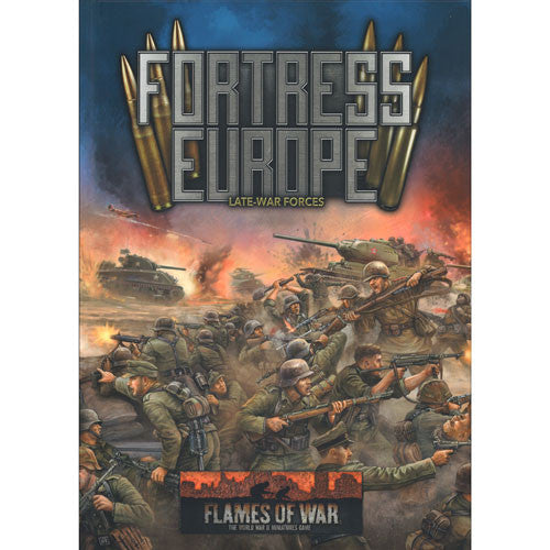 Fortress Europe Rulebook | Mythicos