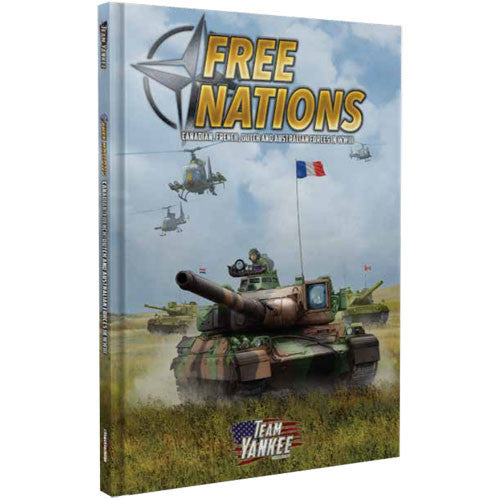 Free Nations Team Yankee Rulebook | Mythicos