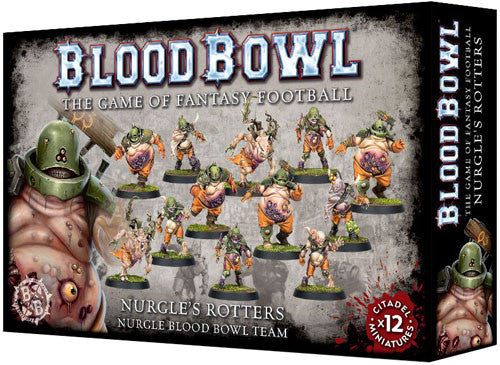 Nurgle's Rotters - Nurgle Blood Bowl Team | Mythicos