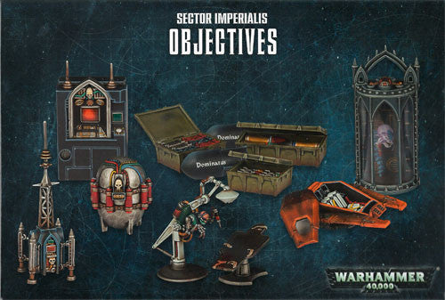 Sector Imperialis Objectives | Mythicos