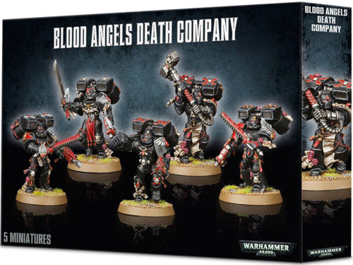 Blood Angels Death Company | Mythicos