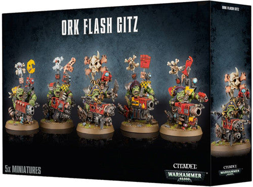 Orks Flash Gitz | Mythicos