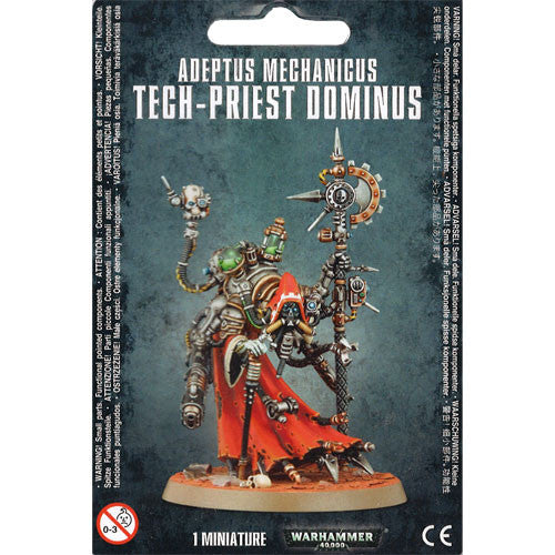 Tech-Priest Dominus | Mythicos
