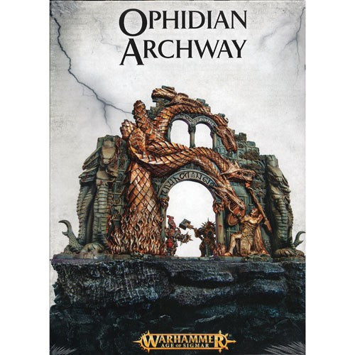 Ophidian Archway | Mythicos
