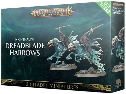 Easy to Build: Dreadblade Harrows (Nighthaunt) | Mythicos