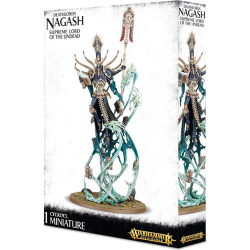 Nagash, Supreme Lord of the Undead | Mythicos