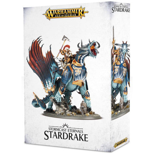 Lord-Celestant on Stardrake / Drakesworn Templar on Stardrake / Stardrake | Mythicos