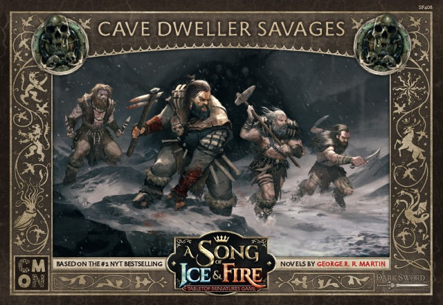 Cave Dwellers Savages | Mythicos