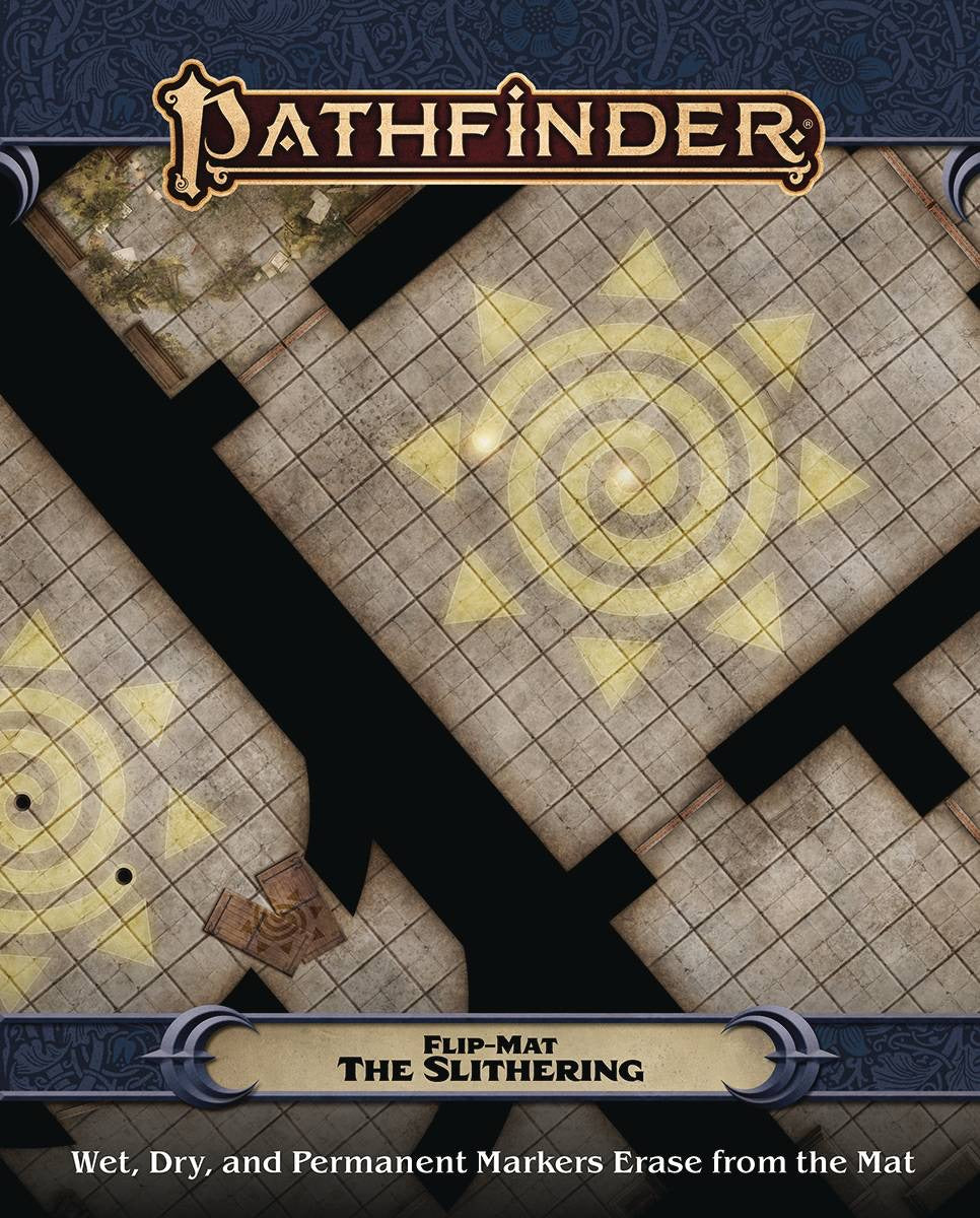 Pathfinder Flip-mat The Slithering | Mythicos