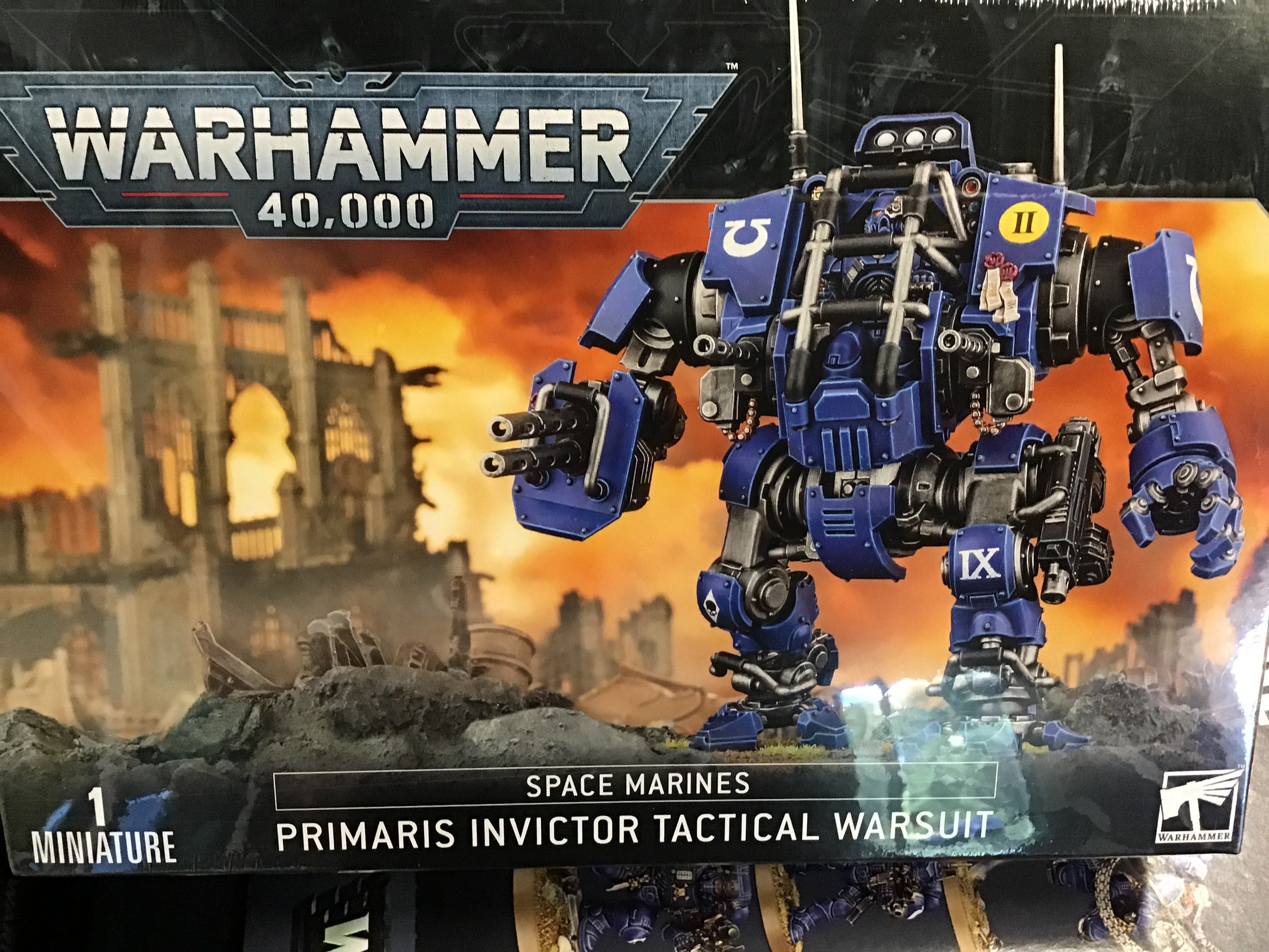 Space Marines Primaris Invictor Tactical Warsuit Mythicos Over the time it has been ranked as high as 226 357 in the world, while most of its traffic comes from usa, where it reached as high as 55 278 position. space marines primaris invictor tactical warsuit