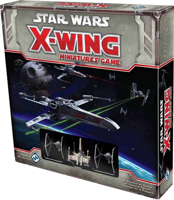 Star Wars X-Wing Core Set | Mythicos