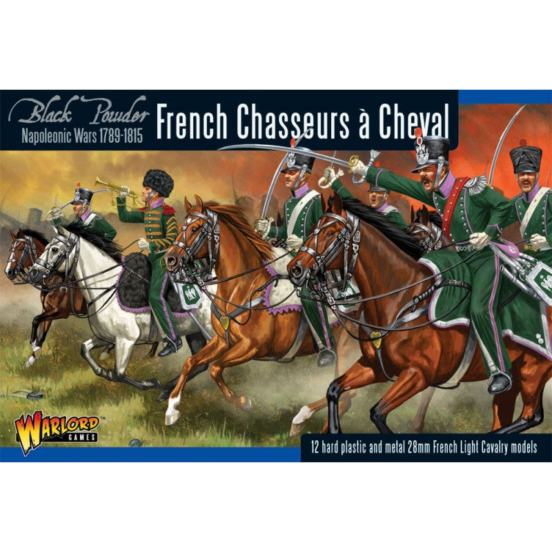 French Chasseurs a Cheval | Mythicos