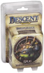 Descent 2nd Edition- Lieutenant Pack | Mythicos