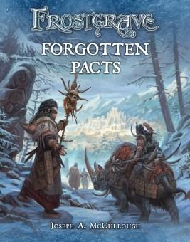 Frostgrave: Forgotten Pacts | Mythicos