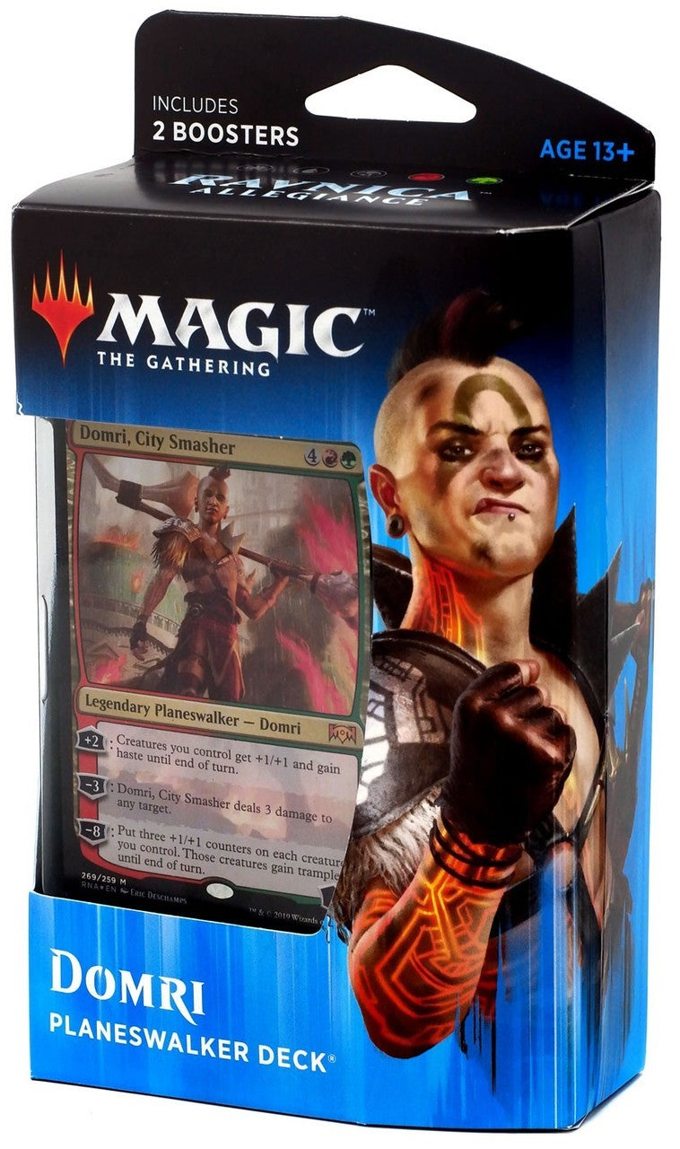 Magic the Gathering Planeswalker Deck Ravnica Allegiance | Mythicos