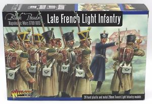 Late French Light Infantry | Cascade Games | New Zealand