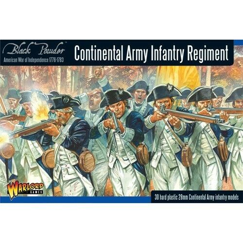 Continental Army Infantry Regiment | Mythicos