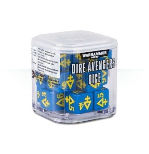 Dire Avengers Dice Set (Out of Print) | Mythicos