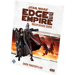Star Wars: Edge of the Empire Game Master's Kit | Mythicos