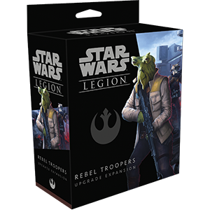Rebel Troopers Upgrade Expansion (Pre-Order) (Releases: TBD) | Mythicos