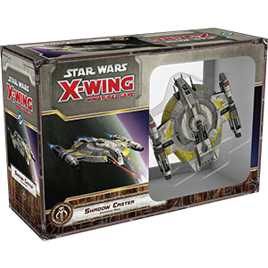 Tar Wars X-Wing Shadow Caster | Mythicos