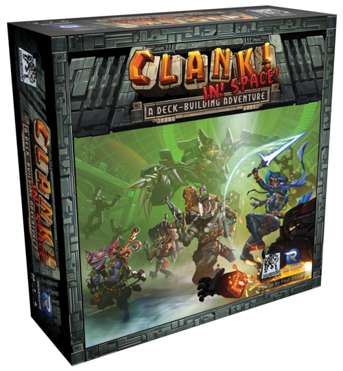 Clank! In! Space! | Mythicos