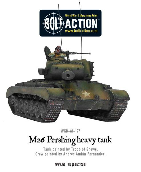 M26 Pershing Heavy Tank | Mythicos