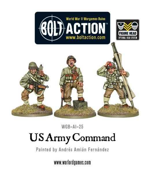 US Army Command | Mythicos