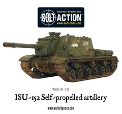 ISU-152 Self-Propelled Gun | Mythicos