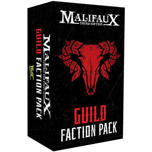 MalifauX 3rd Edition - Guild Faction Pack | Mythicos