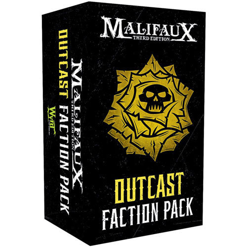 MalifauX 3rd Edition - Outcast Faction Pack | Mythicos