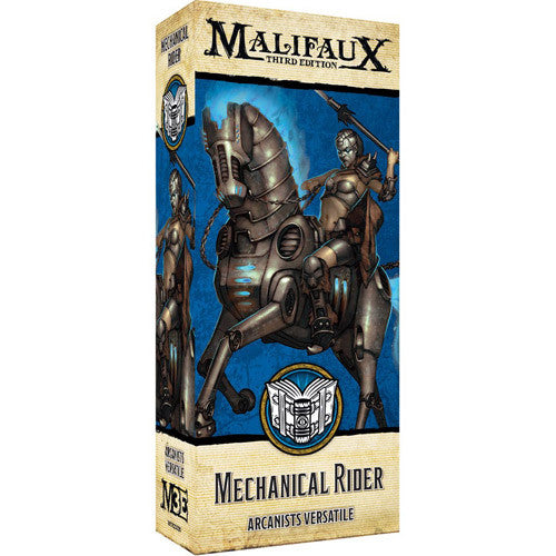 MalifauX 3rd Edition: Arcanists - Mechanical Rider | Mythicos