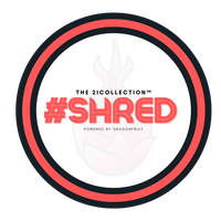 SHRED | 21-Day Dragonfruit Lifestyle Experience
