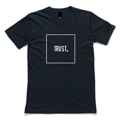 Trust Box Logo Outline T-Shirt